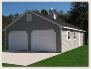 Garages, Guide for installing a garage vent