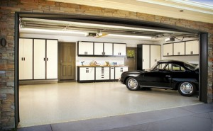 Garages, Ways to vent a garage