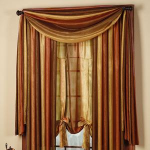 4 klara färger för fönster gardiner