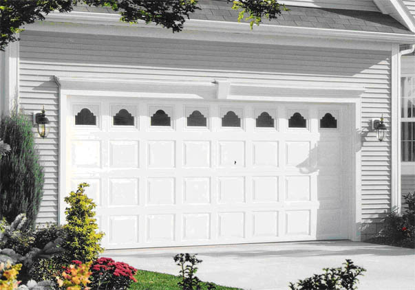 Garage door manufacturers