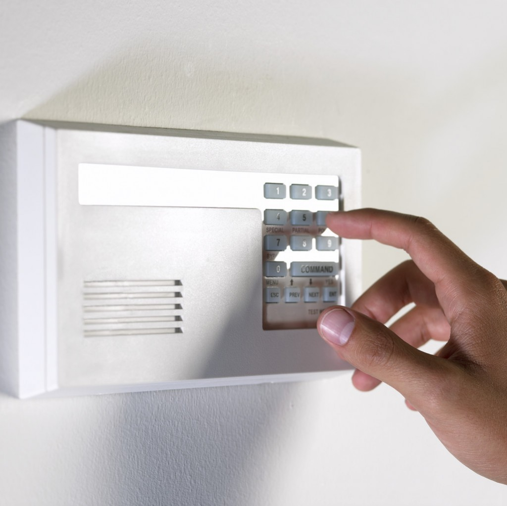 Indoor Automation and Electronics, 4 Types of home automation security systems