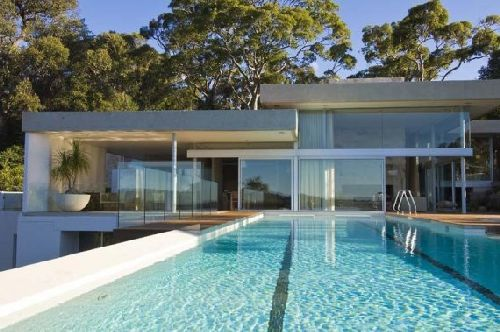 How a pool adds value to a house