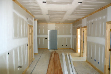 Adding drywall to your garage