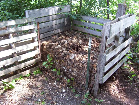 Home and Garden, Making compost
