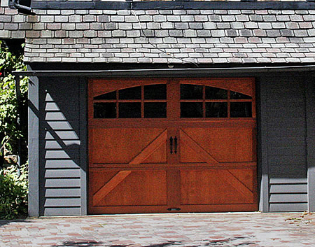 Labor costs on garage building