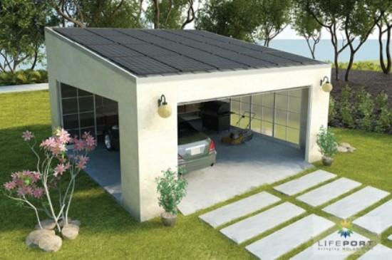10 fordeler med å bruke en carport