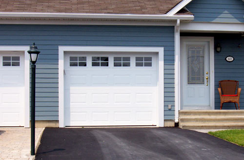 A construção de uma garagem em um orçamento