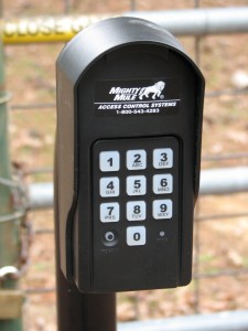 Types of electronic gate openers