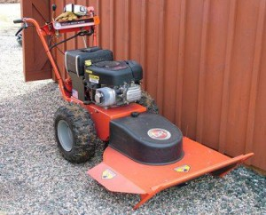 DR Chipper mowers