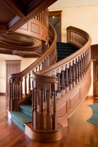 How to build wooden balusters