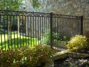 Avantages d'une clôture de fer