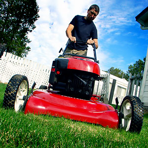 Buying a lawn mower