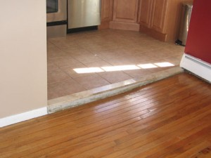 Costs of sagging floors