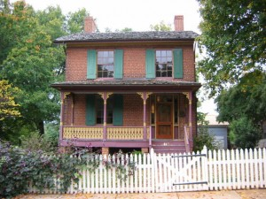 Improve the value of an old house with little money