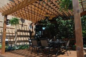 Transformeer uw achtertuin