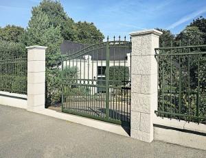 Jak budować kamienne ogrodzenie