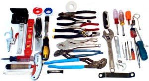 Narzędzia dla każdego właścicielem domu do wynajęcia