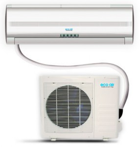 Hvordan du installerer en split air conditioner