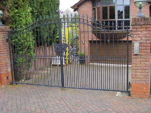 All about ornamental gates