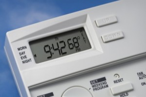 AC-Einheit Thermostat Probleme