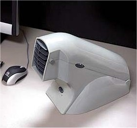 Desktop air conditioner