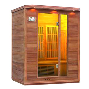 Sauna, How to build your own sauna room