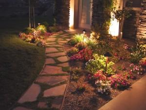 Choisir le bon éclairage paysager appareils