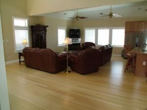Home flooring repairs