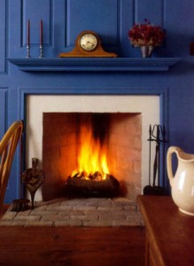 How to build a Rumsford fireplace