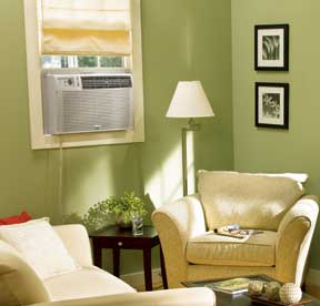 About window air conditioners