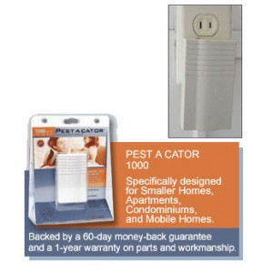 Rodent repellers - Pest a Cator