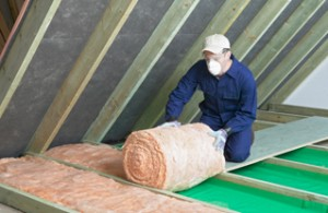 Adding insulation to your attic