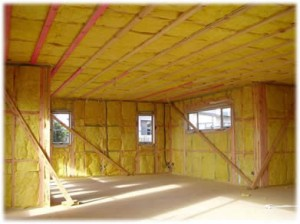 Fiberglass vs cellulose insulation