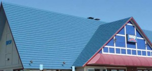 Aluminum roof insulation