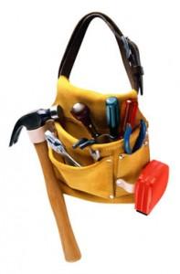 Essential taktekking verktøy
