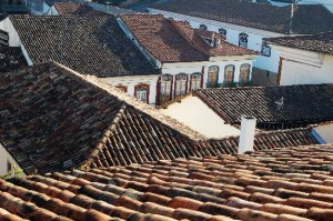 Types of roof materials