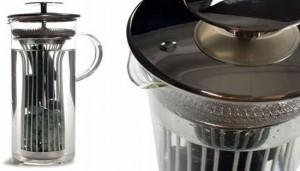 Carbón vegetal básico del filtro de agua