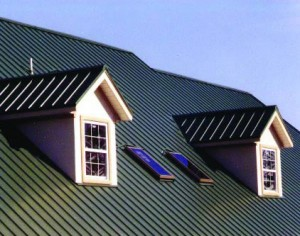 About standing seam roofs