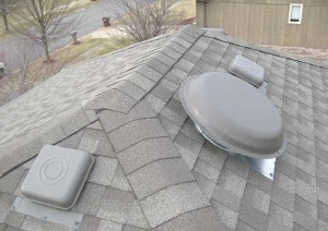 Mistakes to avoid on flat roof ventilation