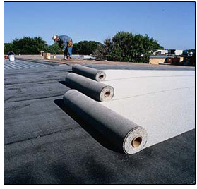 About bitumen roofing