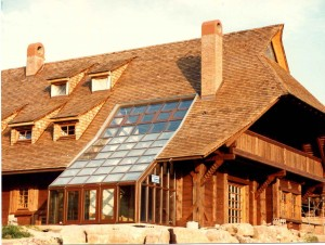 Rodzaju dachu