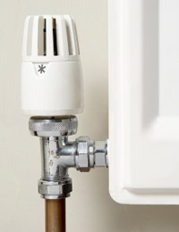 How to flush a central heating system
