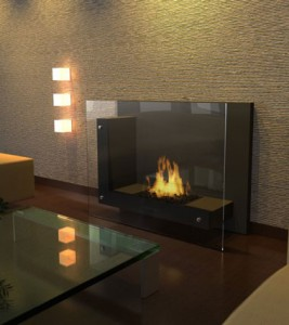 About ventless fireplaces