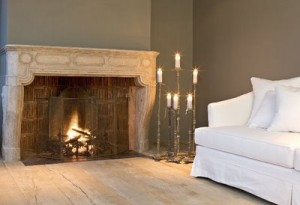 About antique fireplace surrounds