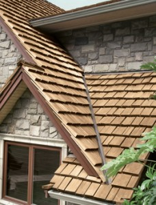 Roofing, Why you should use cedar roof shingles