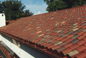 Clay tiles vs concrete tiles