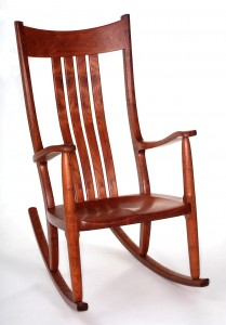 Building a rocking chair