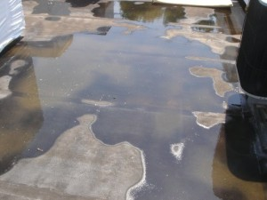Flat roof drainage solutions