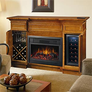 Design ideas for your fireplace mantel