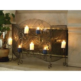 Mantel accessories for your fireplace